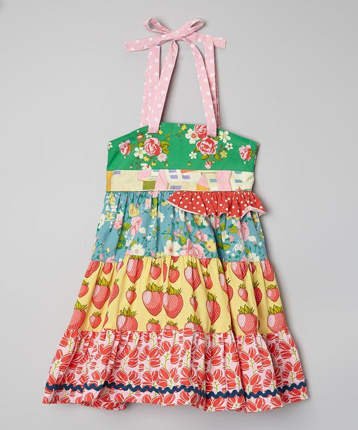 Meadow Sweet Ellie Dress - Infant, Toddler & Girls