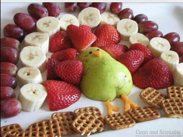 Thanksgiving Themed Food for Kids - iVillage