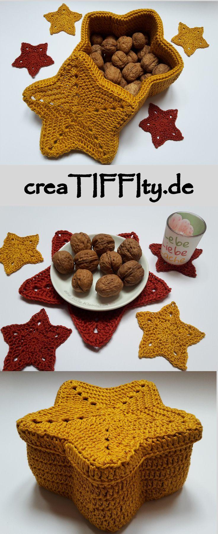 76 best Häkeln mit creaTIFFIty images on Pinterest | Häkeln crochet ...