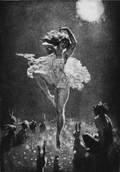 """ Norman Lindsay >> Audience. """
