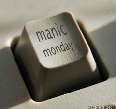 Good Monday Morning, Pinpeeps. hope you had a great weekend. Here we go with Manic Monday!!