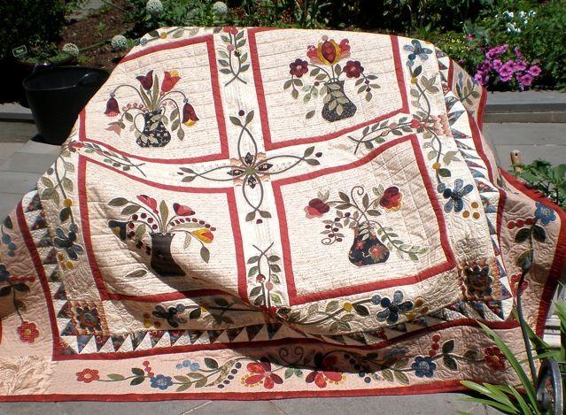 1000 Images About Quilts Appliqu 233 On Pinterest Aunt