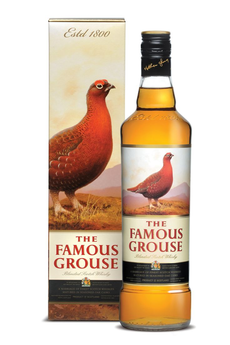 Drinkster - The Famous Grouse Whisky (750ml, 43.0%)