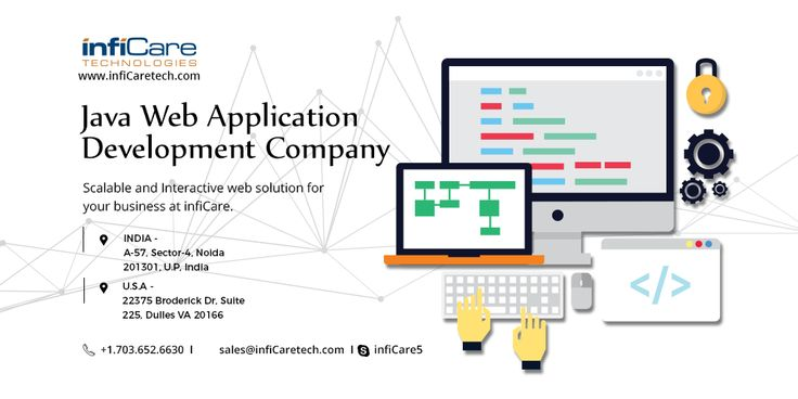 InfiCare is a top JAVA Web Application Development Company. We have a team of highly experienced and expert Java developers, who provide robust, scalable and custom Web and Software Application Development Services that help you meet your business objectives.