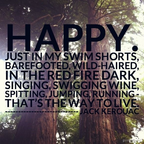 Happy Quotes :    QUOTATION – Image :    Quotes Of the day  – Description  Jack Kerouac (photo by @Sandra Pendle   Gather & Dream)  Sharing is Power  – Don't forget to share this quote !  - #Happiness https://hallofquotes.com/2017/11/21/happy-quotes-jack-kerouac-photo-by-sandra-pendle-gather-dream/