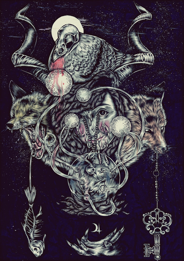 Illustrator: Ars Moriendee (Pedro Felipe)