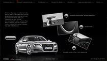 Produktpræsentation til Audi