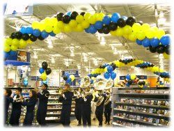 Best Buy Grand Opening in North Irving, Texas