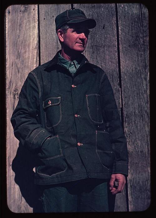 Inspiration: le workwear des années 1930/1940.