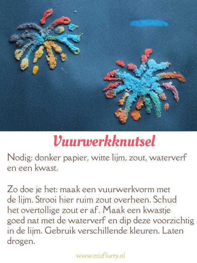 Gelukkig nieuwjaar! Met een top 10, snelle vuurwerkknutsel en aantal huishoudelijke mededeling (oa over Pinners on the Go Go). van: www.mizflurry.nl