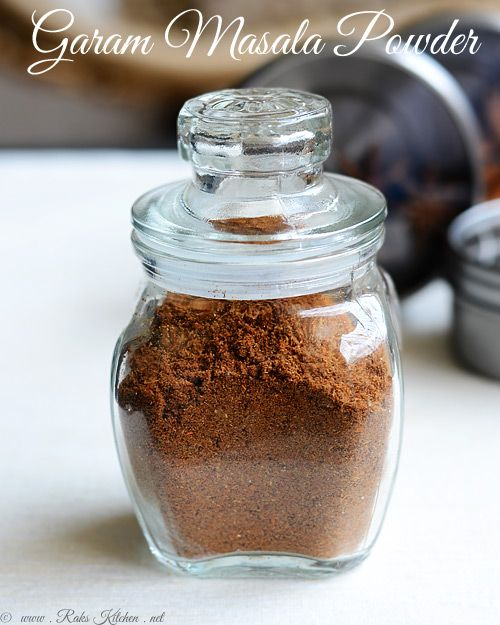 garam-masala-powder-recipe. Used this as a guide. Turned out great but I used too much cardamom. Great starting point though!