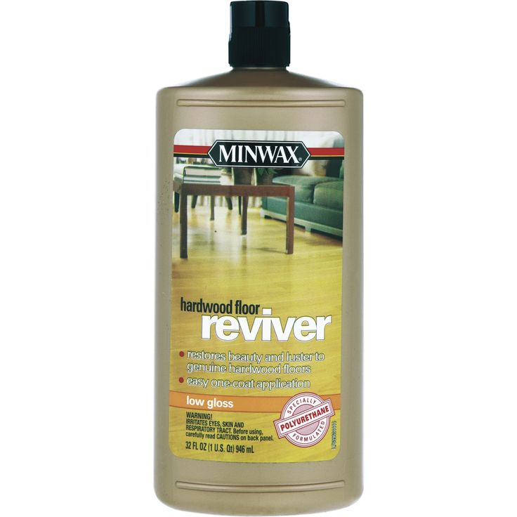 Minwax Hardwood Floor Reviver (609604444) - Floor Wax - Ace Hardware
