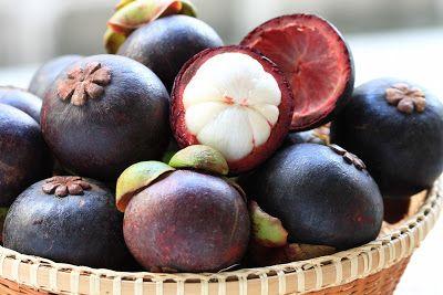HIDUP SEHAT: Manfaat dan Kandungan Buah Manggis