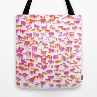 Bat her eyelids Tote Bag by Lully Crooelly - $22.00