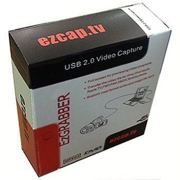 EZCAP.TV 116 USB 2.0 VHS to DVD Converter. Capture & convert video from VHS, Hi8, All Camcorders, DVD player, Satellite TV, etc. Capture Xbox 360/Wii/PS3 in full color. Upload videos direct to YouTube, convert for mobile device or make a dvd. Stream live with Skype, MSN, etc. Supports Windows XP/Vista, Windows 7, Windows 8 32/64 bit, Mac OS X 10.5.8 or later. EzCAP-TV http://www.amazon.com/dp/B003YGJLWU/ref=cm_sw_r_pi_dp_XGkRub1E9C2M0