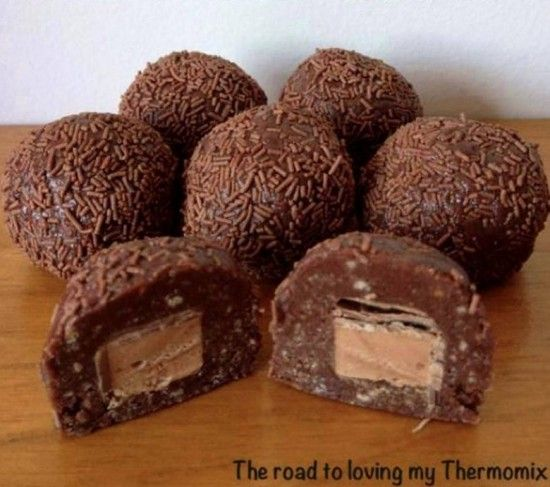 Mars Bar Balls Recipe Is Quick Easy And Delicious | The WHOot