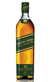 Johnnie Walker® Green Label® Scotch Whisky, $105.00 #stpatricksday #gifts #1877spirits