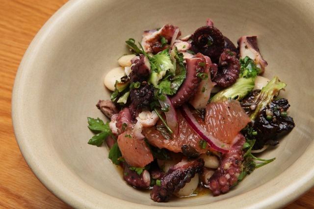 Octopus Salad from Avec Restaurant