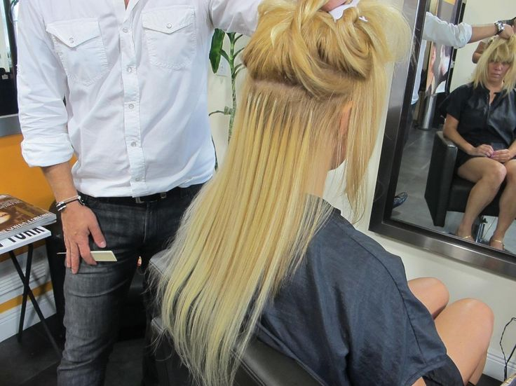 Glue In Hair Extensions-02