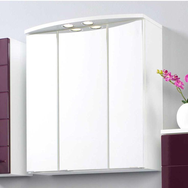 Spiegelschrank In Weiß 3 Türig Jetzt Bestellen Unter:  Https://moebel.ladendirekt · Badezimmer