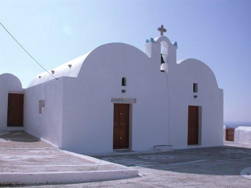 ΔΟΝΟΥΣΑ - DONOUSSA Church on Donoussa island, Greece
