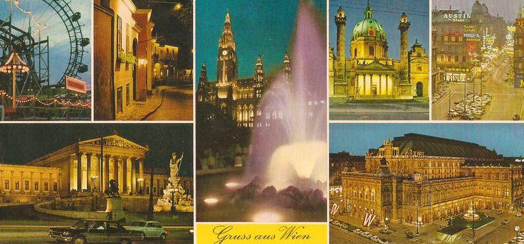 Rakúsko-Wien cca 70.roky 20.stor.