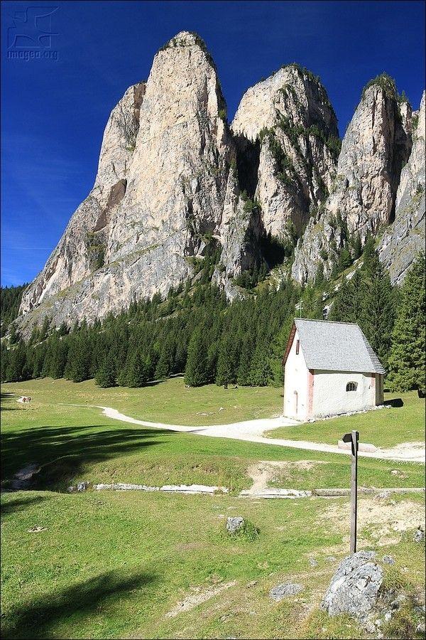 Vallelunga - Wolkenstein - BZ - Trentino Alto Adige - Italy