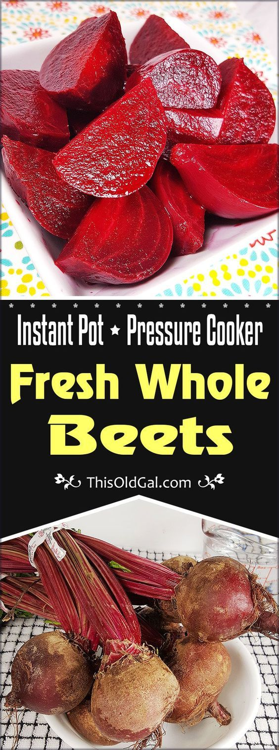 In just a few minutes, you will discover that Making Instant Pot Fresh Whole Bee…