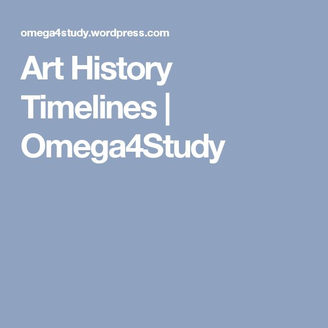 the evolution of artistic movements essay The goal of this activity is to promote a more thoughtful, active, and in-depth approach to studying in general and exam preparation more specifically this exercise requires you to focus on the creation (and presentation) of a sample art history exam essay in which you are required to compare and contrast two pieces of art with a good attempt at critical thinking and analysis this will also invite you to think in detail about how a typical college exam essay tests you on learned material.