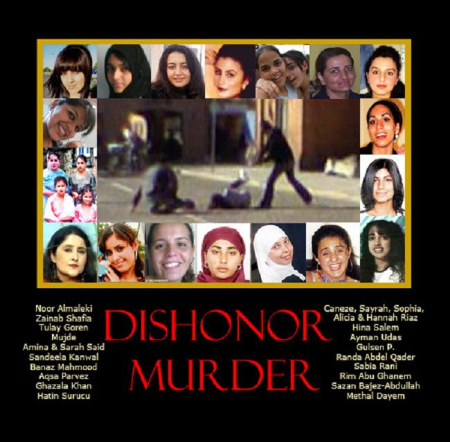 The practice and beliefs of honour killing in the muslim communities