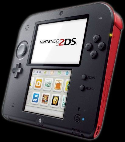 Nintendo's 2DS handheld is already under fire because 2 is less than 3 #gameLogic