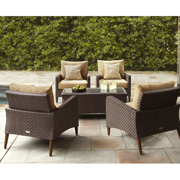 Jordan S Furniture Coffee Table Sets: 17 Best Images About Brown Jordan For The Home Depot On