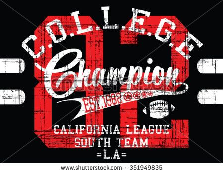 California  Sports vector print and varsity. For t-shirt or other uses in vector.