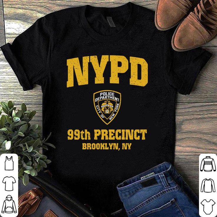 Brooklyn ninenine nypd 99th precinct brooklyn, ny shirt