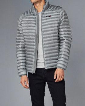 Куртка Abercrombie & Fitch 132-328-0962-110 S Серая