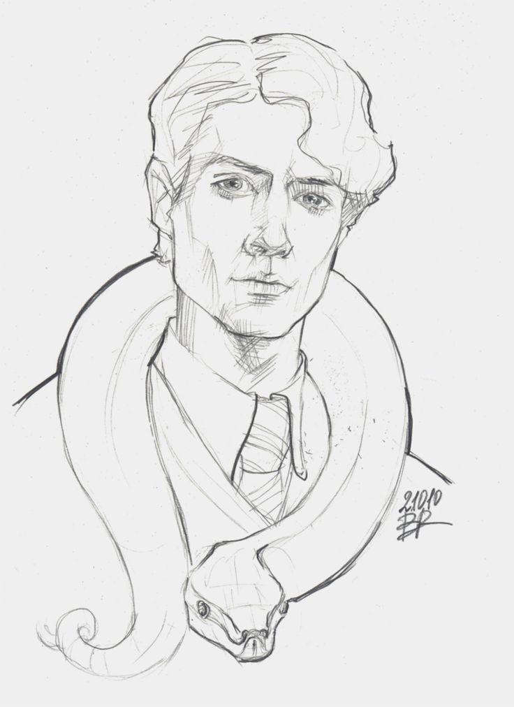 Tom Riddle By Blakravell On Deviantart Art