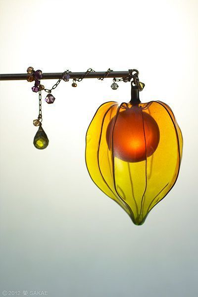 Use my string of colored bulbs