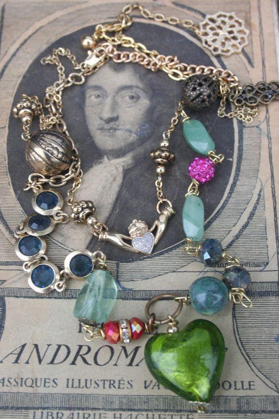 Claddagh Ring Celtic jewelry Claddagh Irish by IRISHTREASURE
