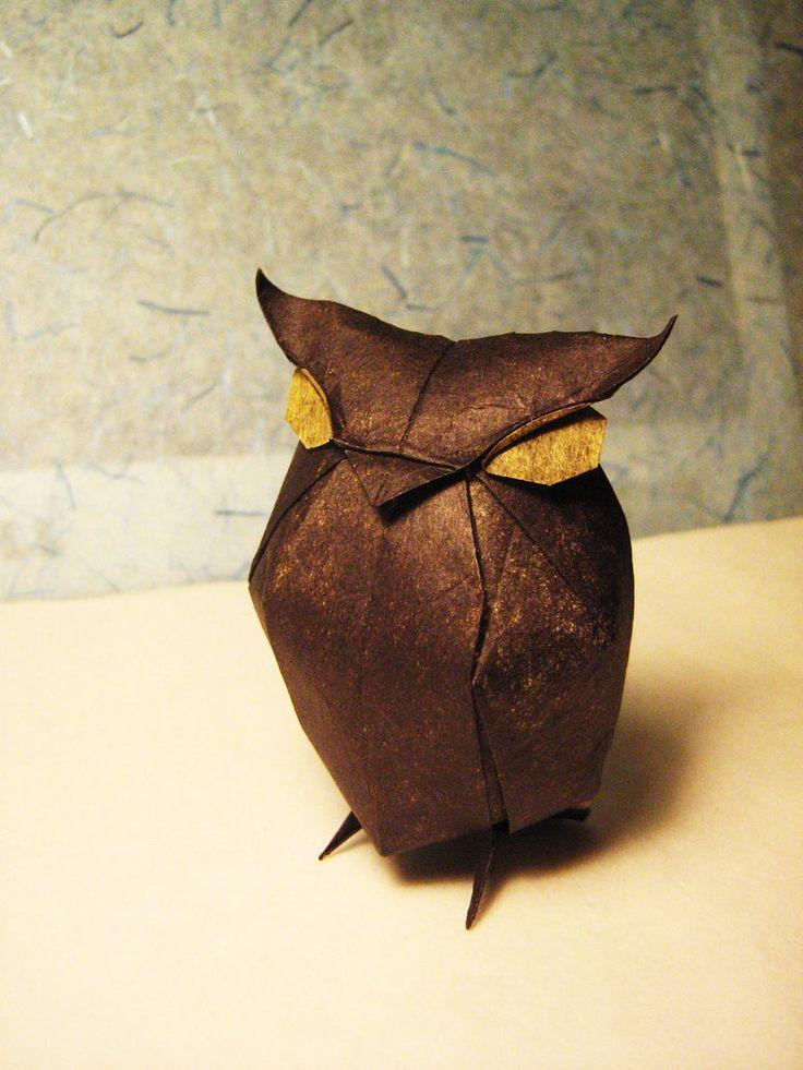 Origami Owl by ~Lexar- on deviantART