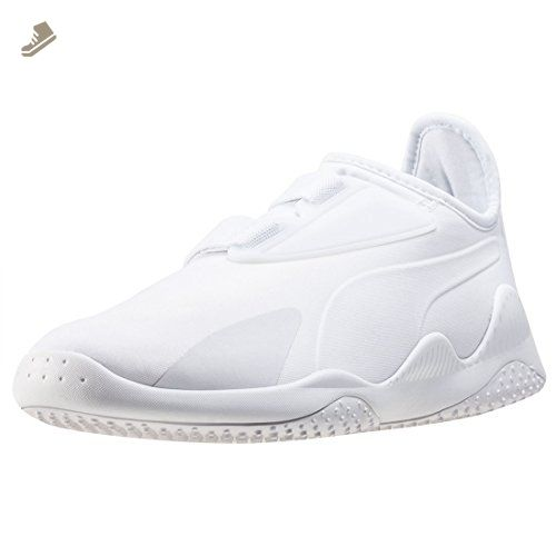 Puma Mostro Unisex Trainers White White - 9 UK - Puma sneakers for women (*Amazon Partner-Link)