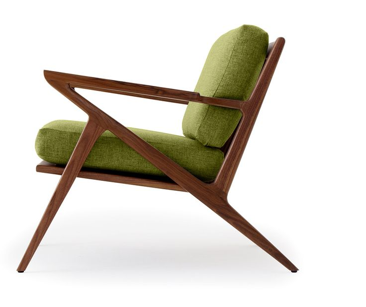 Soto Concave Arm Chair | Joybird