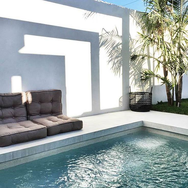 Pool designed by Mon Palmer from Slightly Garden Obsessed. Based in Perth Australia