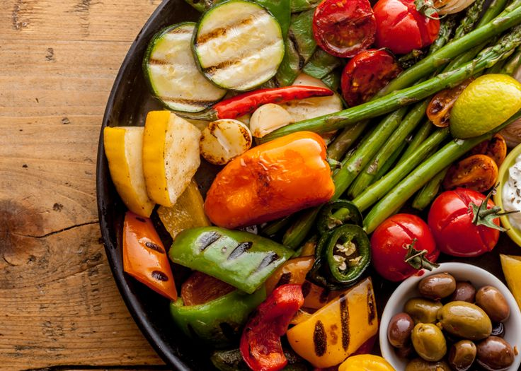 Grill vegetables marinated in Allegro Marinades for an extra flavorful side dish for your next #cookout or #bbq.