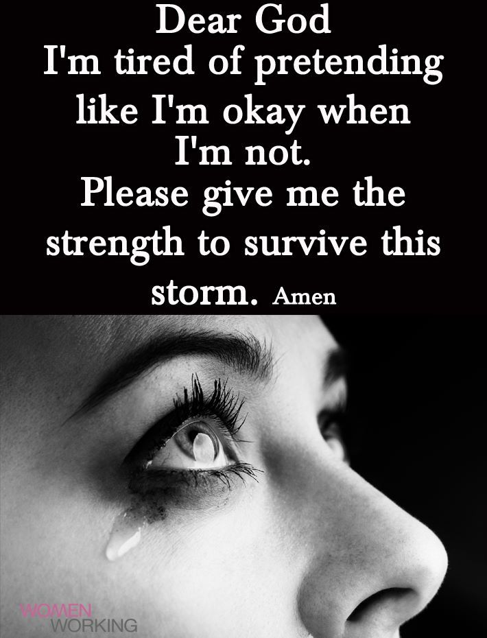 Surviving The Storm You Are Never Alonethe Lord Are Always There
