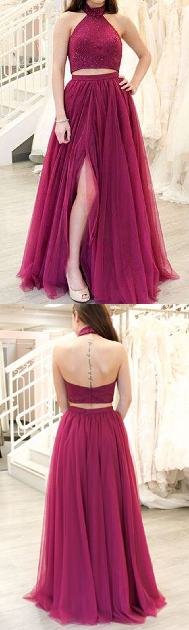 best tenues rouges images on pinterest bridesmaid dress formal