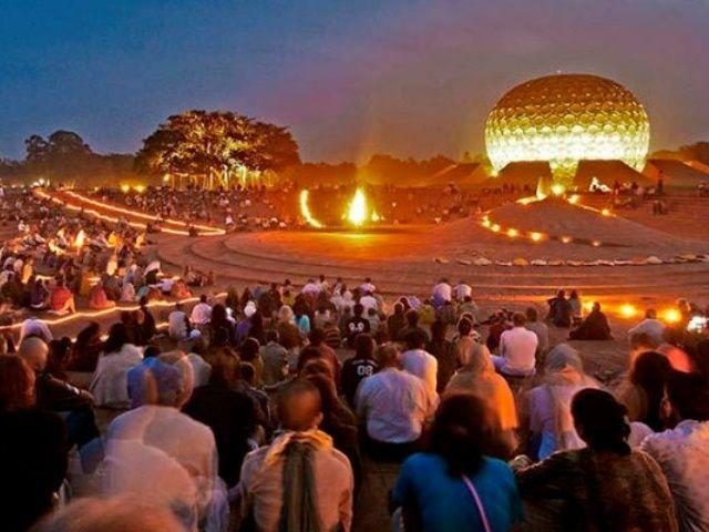Auroville - In deze geweldige stad leven mensen zonder politiek, religie en geld
