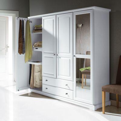 Les 25 meilleures id es concernant armoire penderie pas cher sur pinterest - Armoire lingere sans penderie ...