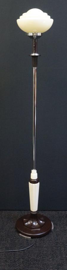 Buy Art Deco Standard Lamp, plus other Antique Lighting: Antiques Plus, Australia