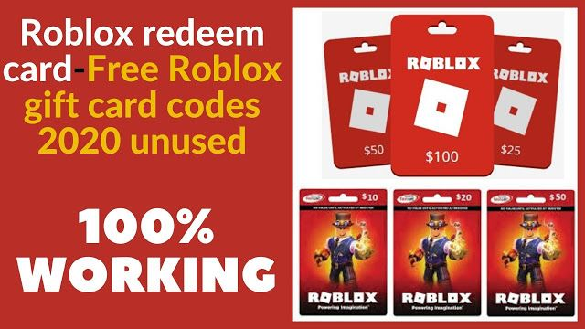 Pin On Free Roblox Gift Card