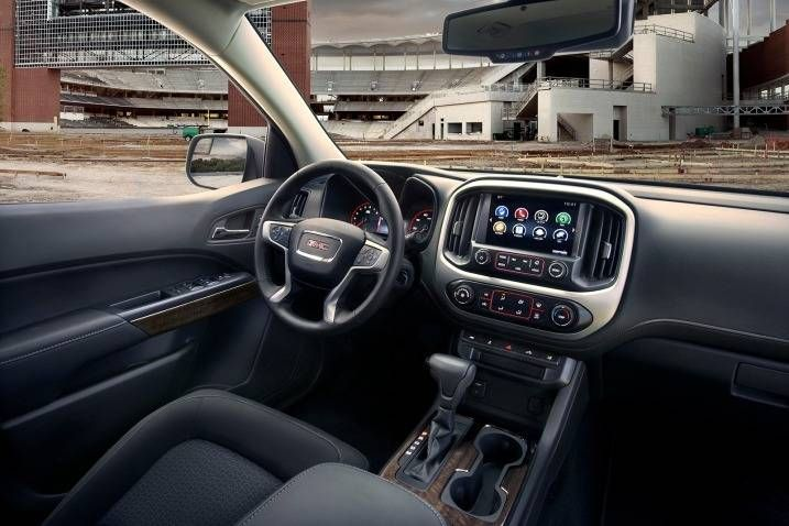 2019 Gmc Canyon Interior Gmc Canyon Canyon Diesel Gmc